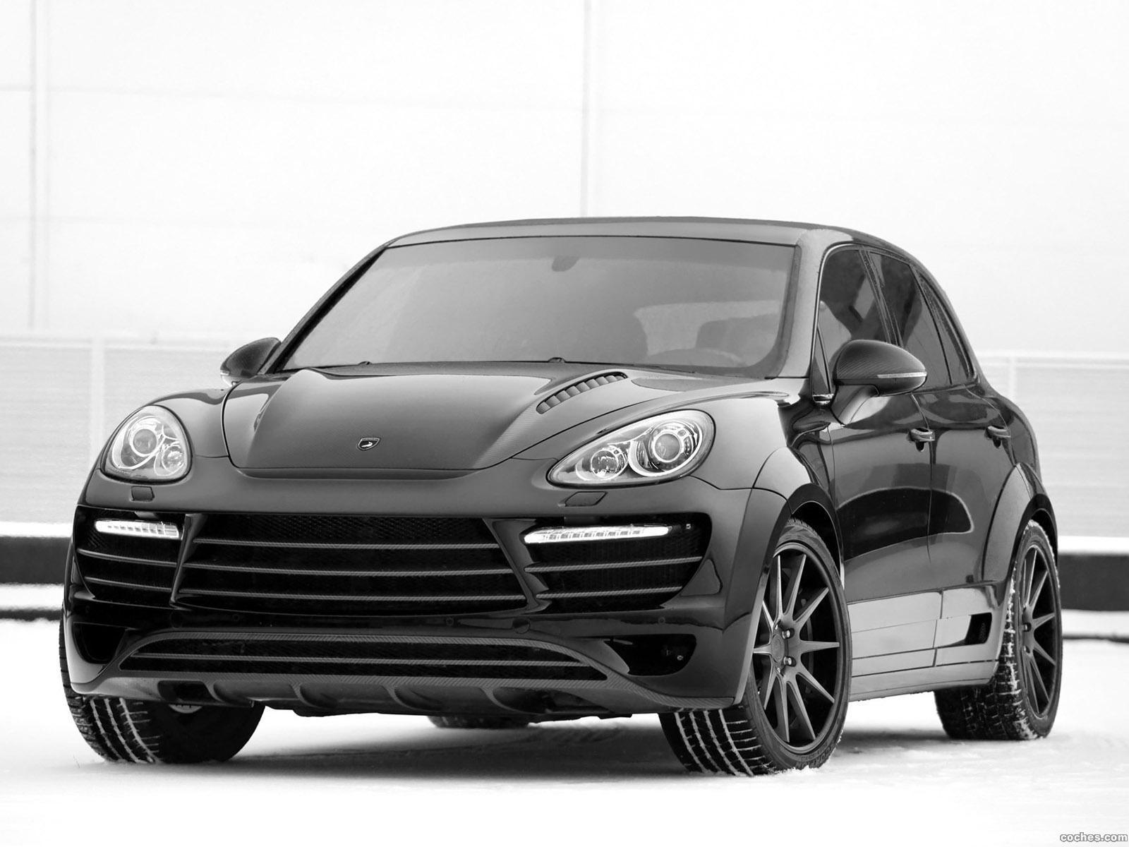 Foto 0 de Porsche Cayenne TopCar Vantage 2 2011