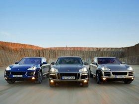 Ver foto 2 de Porsche Cayenne Turbo 2007