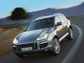 Fotos de Porsche Cayenne Turbo 2007
