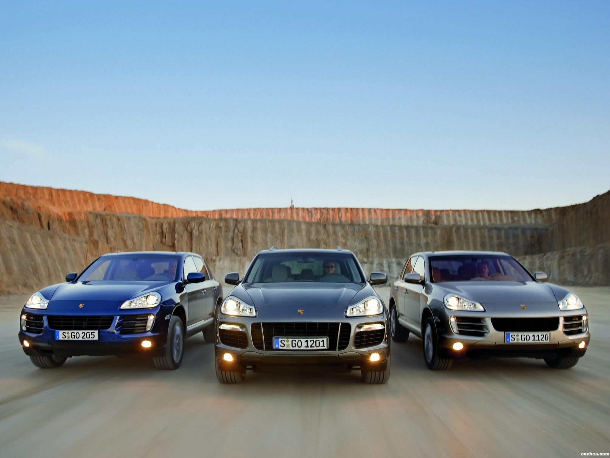 Foto 1 de Porsche Cayenne Turbo 2007
