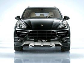 Ver foto 13 de Porsche Cayenne Turbo 2010