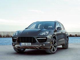 Ver foto 1 de Porsche Cayenne Turbo 2010