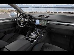 Ver foto 12 de Porsche Cayenne Turbo 2017