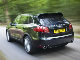 Ver foto 5 de Porsche Cayenne Turbo 958 UK 2010