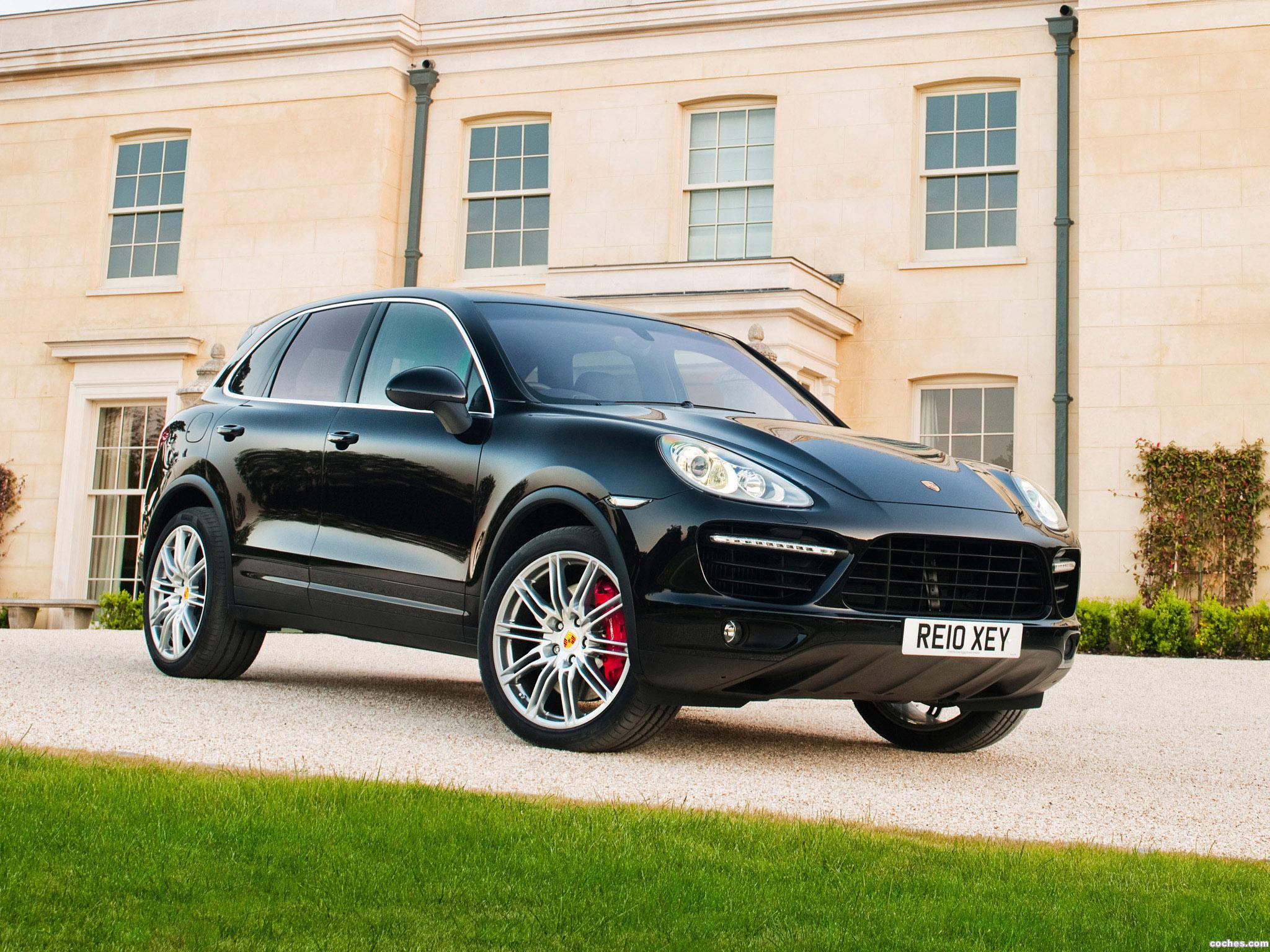 Foto 0 de Porsche Cayenne Turbo 958 UK 2010