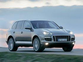 Ver foto 11 de Porsche Cayenne Turbo S 2008