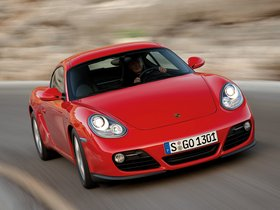 Fotos de Porsche Cayman 2009