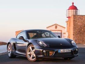 Ver foto 21 de Porsche Cayman 2013