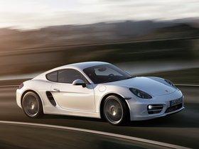Fotos de Porsche Cayman 2013
