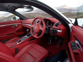 Ver foto 14 de Porsche Cayman 981C UK 2013
