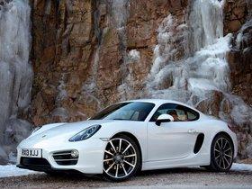 Ver foto 3 de Porsche Cayman 981C UK 2013