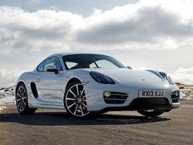 Ver foto 2 de Porsche Cayman 981C UK 2013