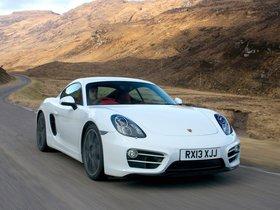 Ver foto 11 de Porsche Cayman 981C UK 2013