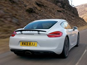 Ver foto 10 de Porsche Cayman 981C UK 2013