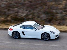 Ver foto 9 de Porsche Cayman 981C UK 2013