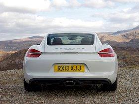 Ver foto 8 de Porsche Cayman 981C UK 2013