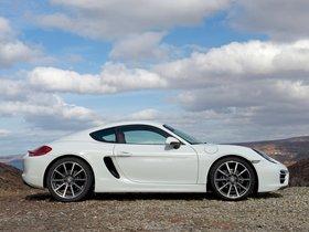 Ver foto 7 de Porsche Cayman 981C UK 2013