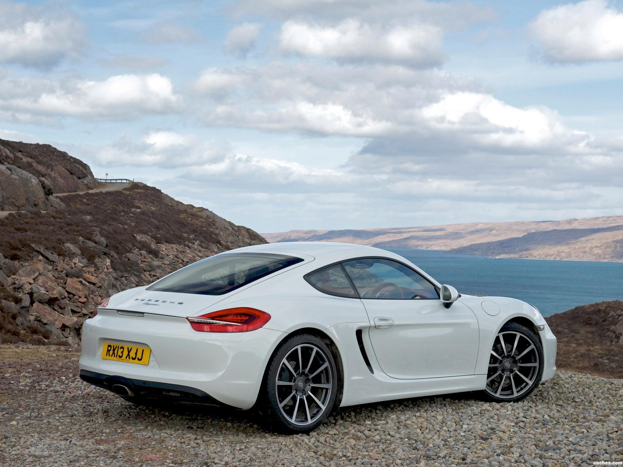 Foto 4 de Porsche Cayman 981C UK 2013
