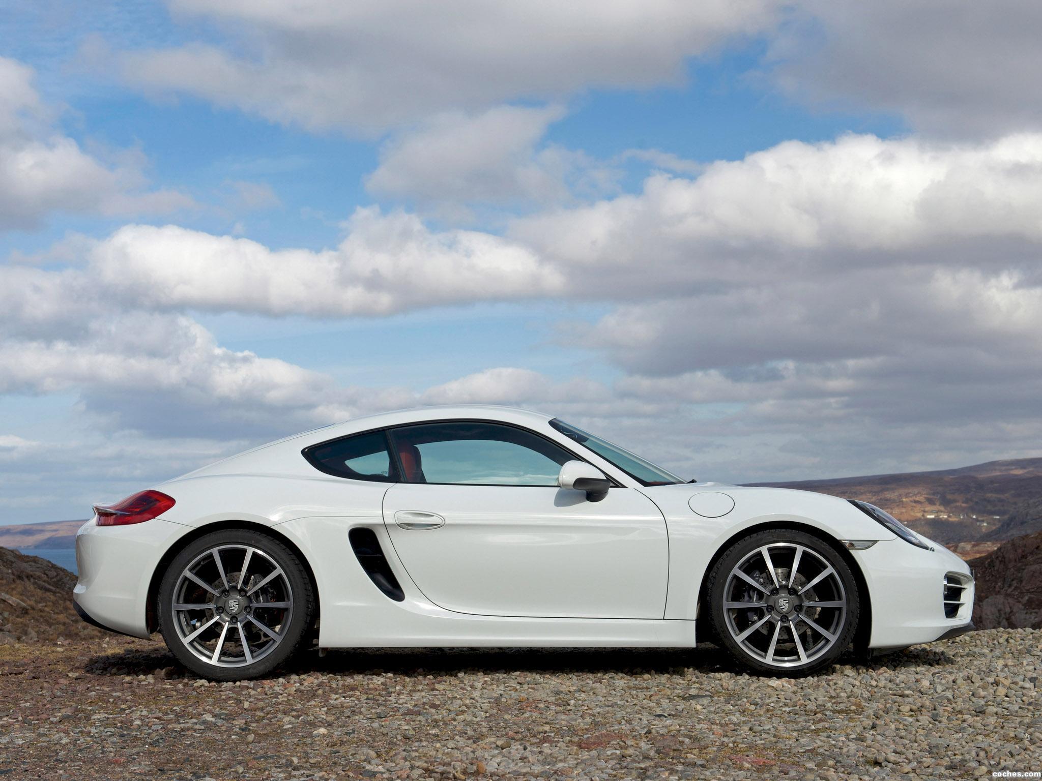 Foto 6 de Porsche Cayman 981C UK 2013