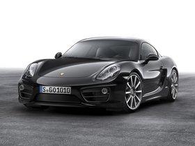 Ver foto 1 de Porsche Cayman Black Edition 981C 2015