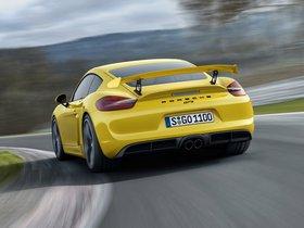 Ver foto 3 de Porsche Cayman GT4 981C 2015