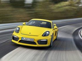 Fotos de Porsche Cayman GT4 981C 2015