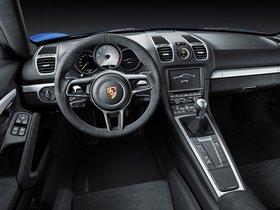 Ver foto 11 de Porsche Cayman GT4 981C 2015