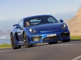 Ver foto 7 de Porsche Cayman GT4 981C Australia 2015
