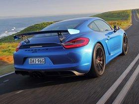 Ver foto 6 de Porsche Cayman GT4 981C Australia 2015