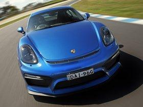 Ver foto 4 de Porsche Cayman GT4 981C Australia 2015