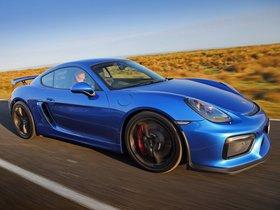Ver foto 3 de Porsche Cayman GT4 981C Australia 2015