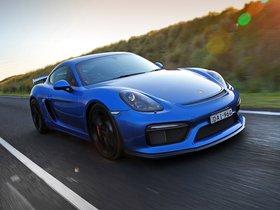 Ver foto 2 de Porsche Cayman GT4 981C Australia 2015