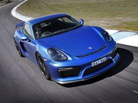 Fotos de Porsche Cayman GT4 981C Australia 2015