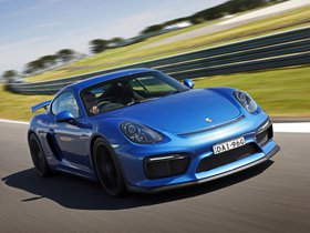 Ver foto 15 de Porsche Cayman GT4 981C Australia 2015