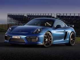 Ver foto 13 de Porsche Cayman GT4 981C Australia 2015