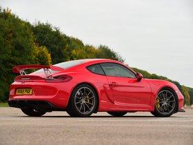 Ver foto 4 de Porsche Cayman GT4 981C UK 2015