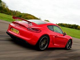Ver foto 2 de Porsche Cayman GT4 981C UK 2015