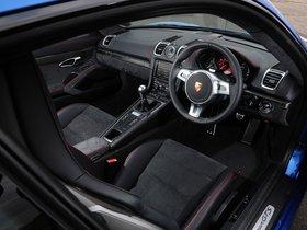 Ver foto 4 de Porsche Cayman GTS 981C UK 2014