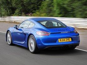 Ver foto 3 de Porsche Cayman GTS 981C UK 2014