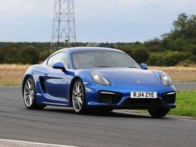 Ver foto 2 de Porsche Cayman GTS 981C UK 2014