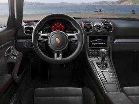 Ver foto 6 de Porsche Cayman GTS 981C 2014