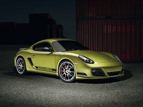 Ver foto 3 de Porsche Cayman R 2010