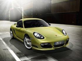 Fotos de Porsche Cayman R 2010