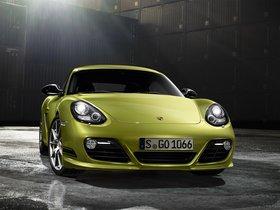 Ver foto 7 de Porsche Cayman R 2010