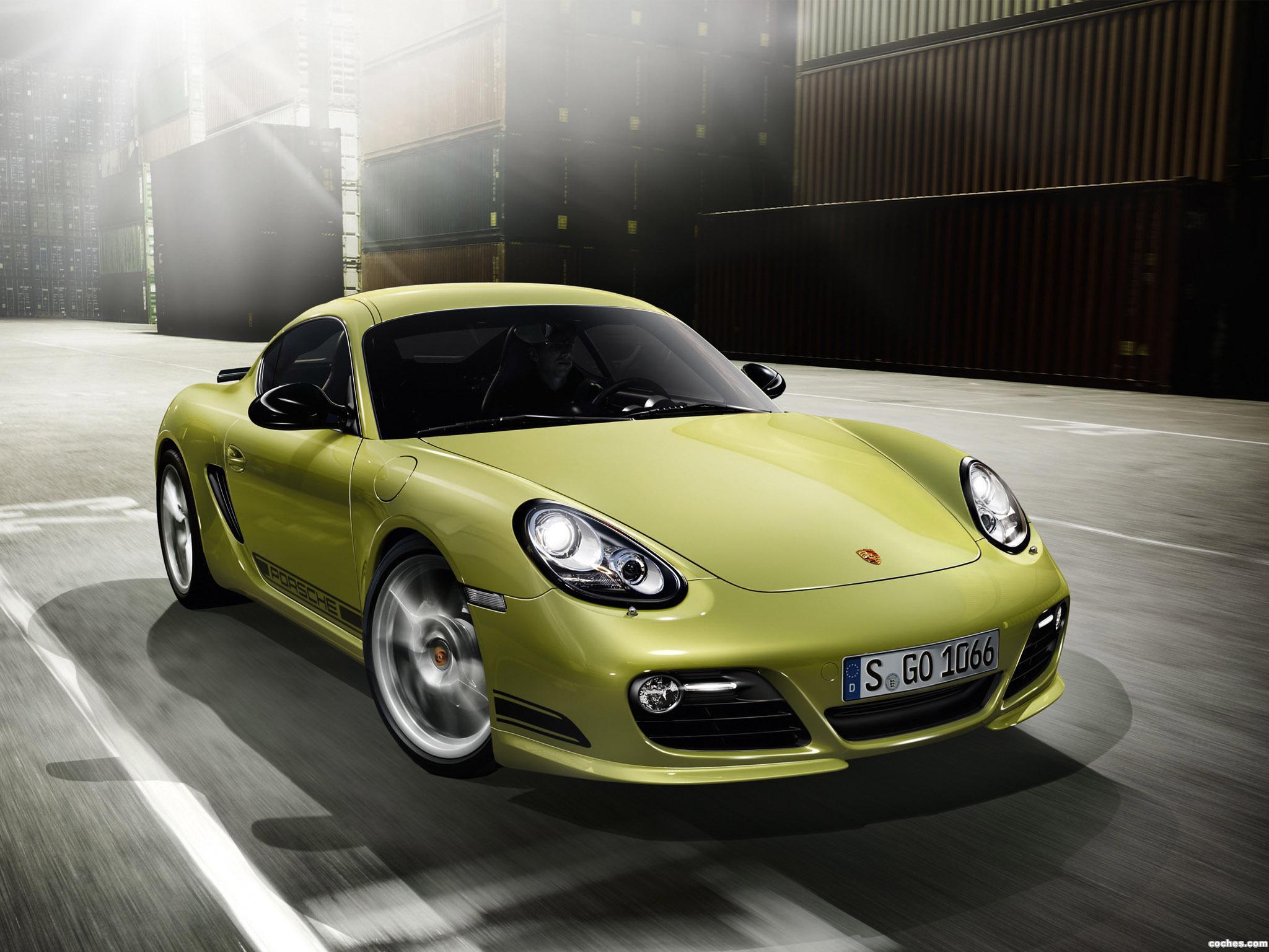 Foto 0 de Porsche Cayman R 2010