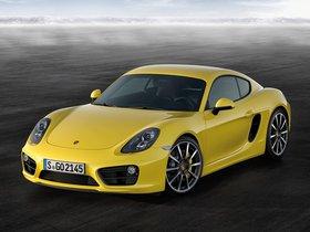 Fotos de Porsche Cayman S 2013