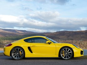 Ver foto 7 de Porsche Cayman S 981C UK 2013