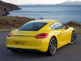 Ver foto 5 de Porsche Cayman S 981C UK 2013