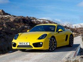 Ver foto 3 de Porsche Cayman S 981C UK 2013