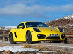 Ver foto 2 de Porsche Cayman S 981C UK 2013